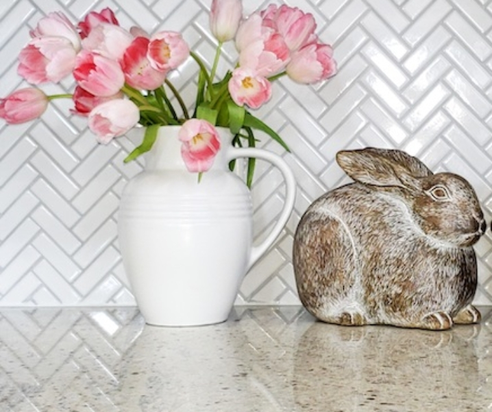 Design crisis: the kitchen backsplash that needed to be replaced asap!